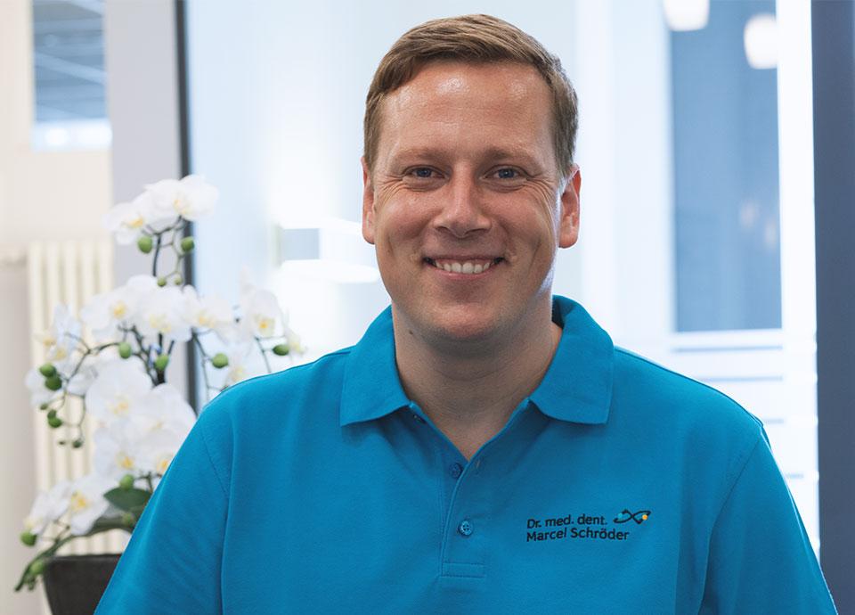 Zahnarzt Dr Marcel Schöder aus Ulm